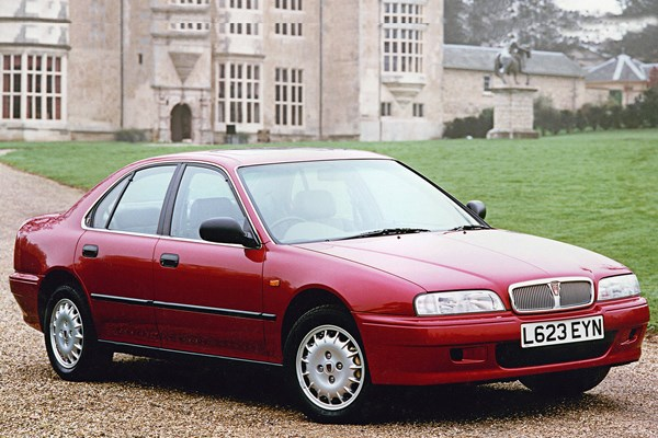 Rover 600 (93-00) - rated 2.5 out of 5