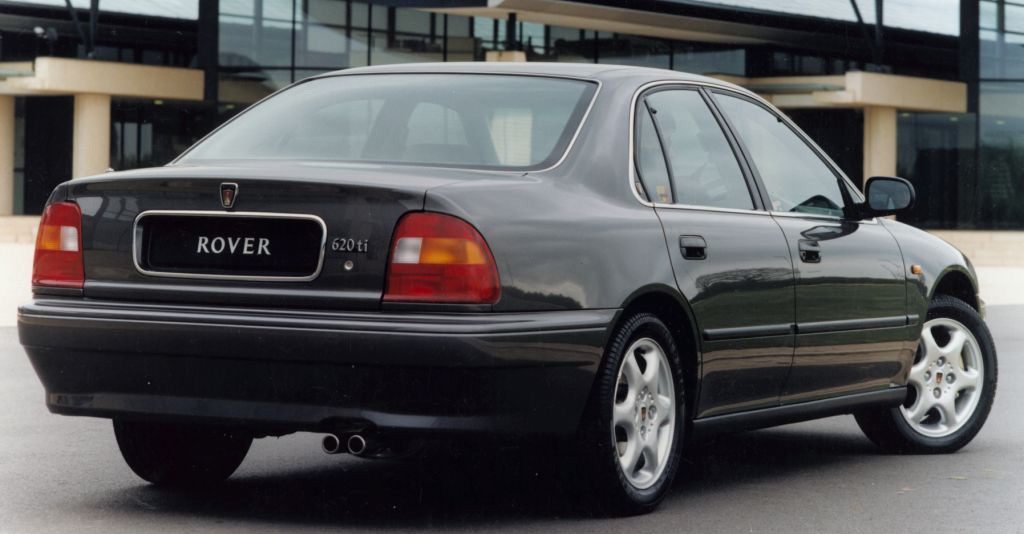 Rover 600 Saloon Review 1993 2000 Parkers