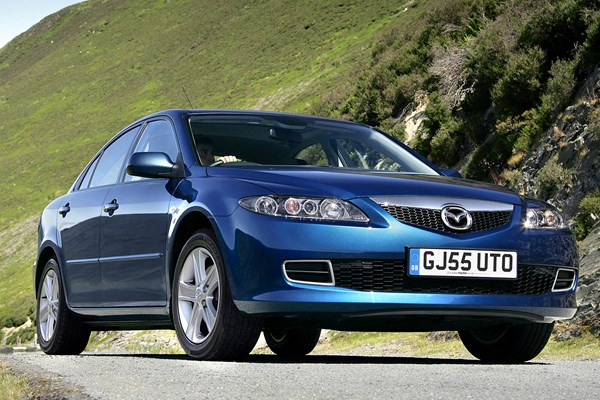 Mazda 6 Saloon (02 07)   Rated 4.5 Out Of 5