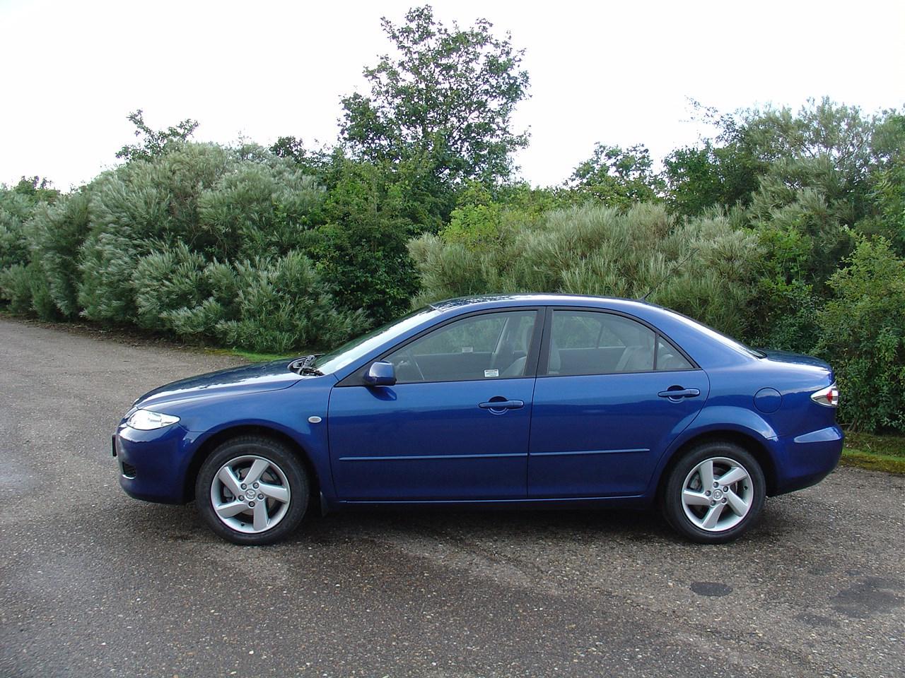 Mazda 6 Saloon (2002 - 2007) Photos   Parkers