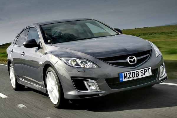 mazda 6 hatchback from 2007 used prices parkers. Black Bedroom Furniture Sets. Home Design Ideas