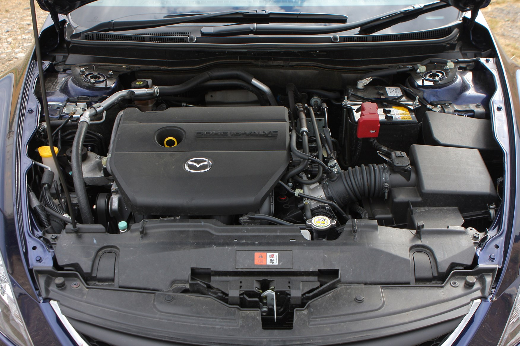 Mazda 6 Engine  2014 Mazda Mazda6 Reviews And Rating Motor