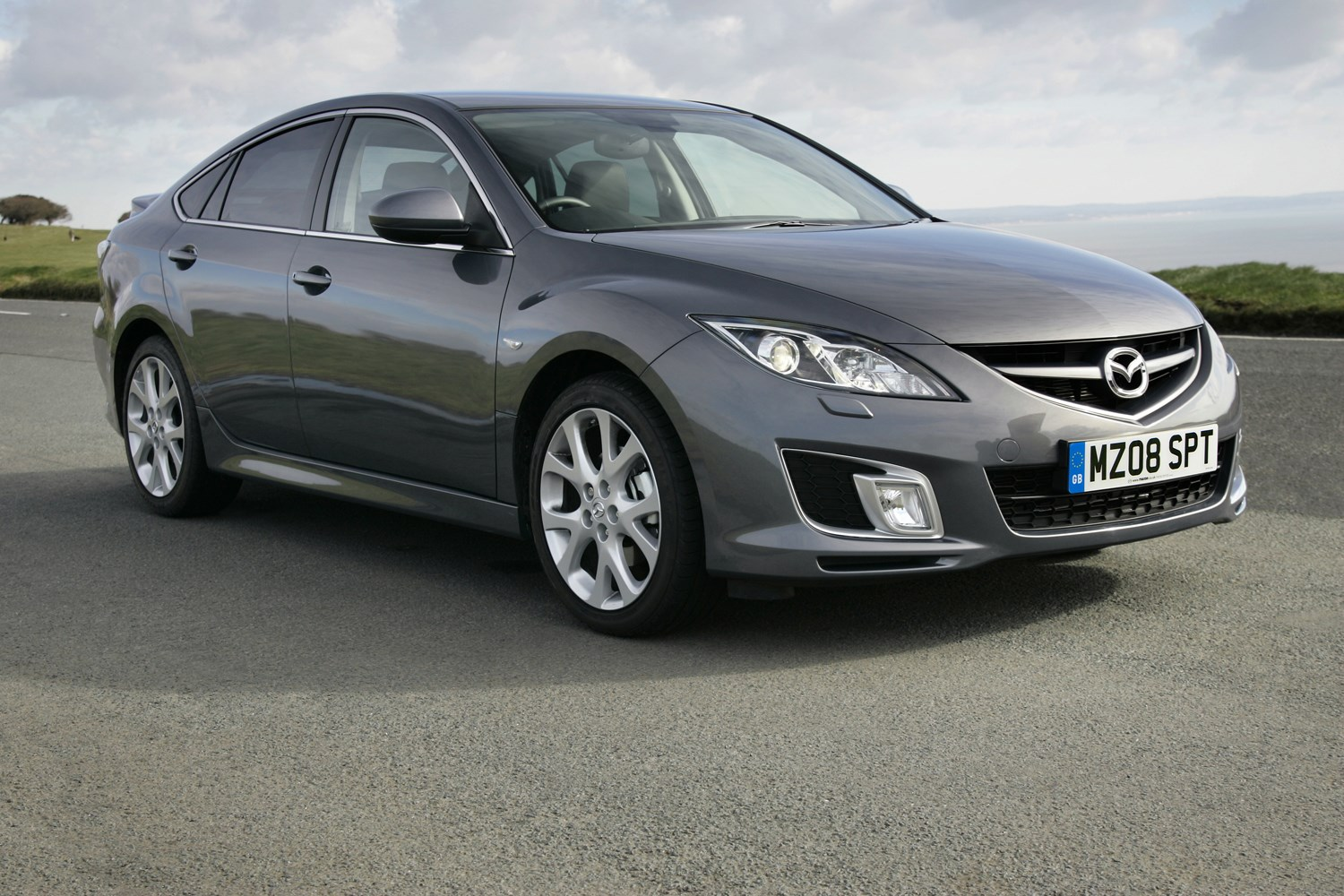 mazda 6 hatchback 2007 2012 photos parkers. Black Bedroom Furniture Sets. Home Design Ideas