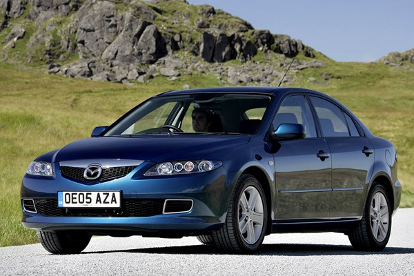 Mazda 6 Hatchback (02 07)   Rated 4.5 Out Of 5