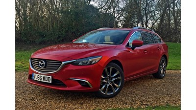 Mazda 6 Estate SkyActiv-G 145ps SE-L Nav+ (07/2018 on) 5d