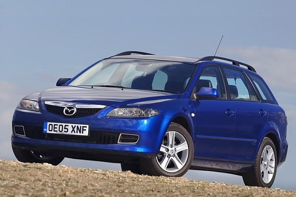 2004 mazda 6 sedan fuel economy