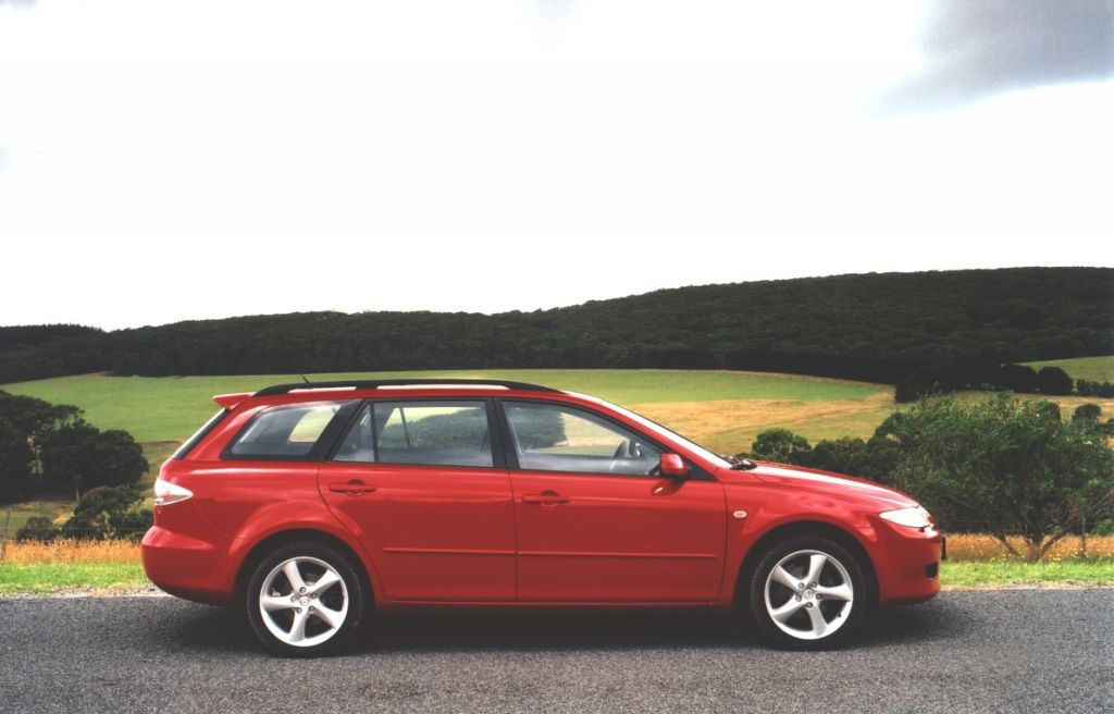 View All Images Of The Mazda 6 Estate (02 07)