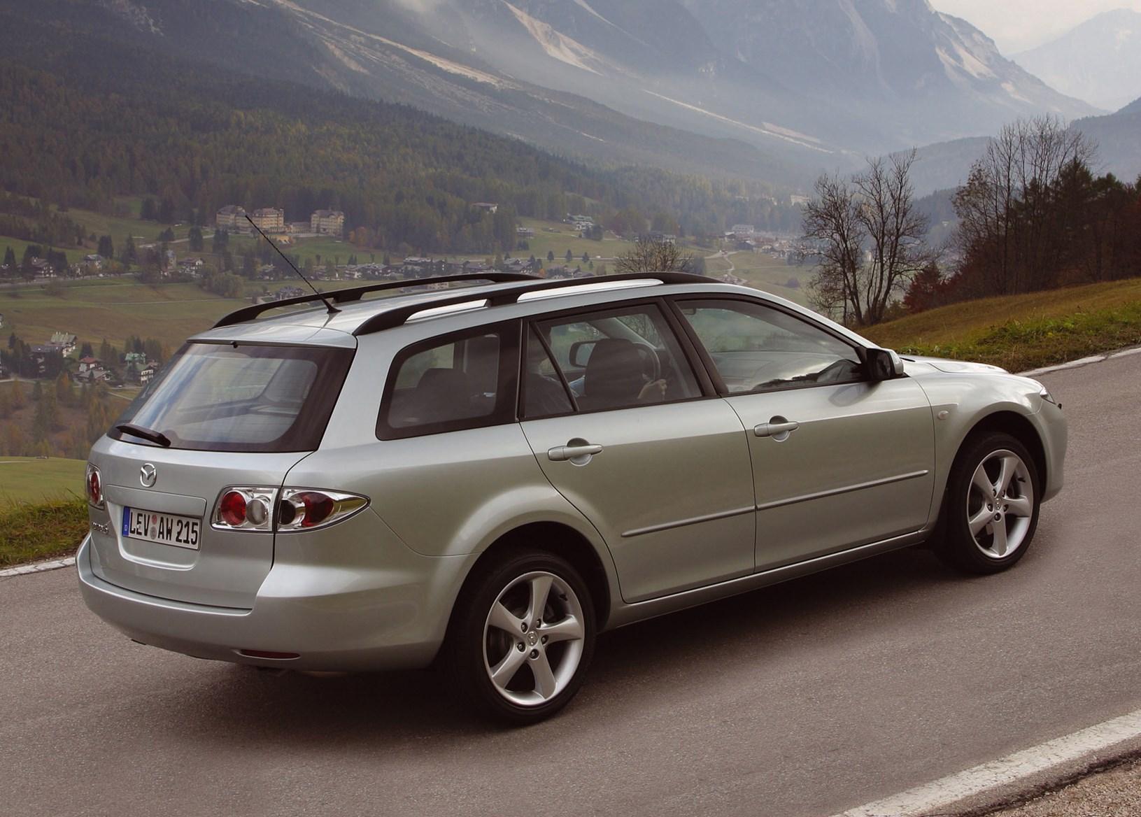 Mazda 2004 mazda 6 specs : Mazda 6 Estate Review (2002 - 2007)   Parkers
