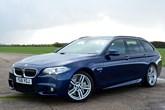 BMW 2016 5-Series Touring