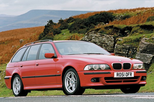 BMW 5-Series Touring (1997 - 2004) Used Prices
