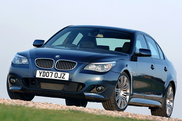 BMW 5-Series Saloon (2003 - 2010) Used Prices