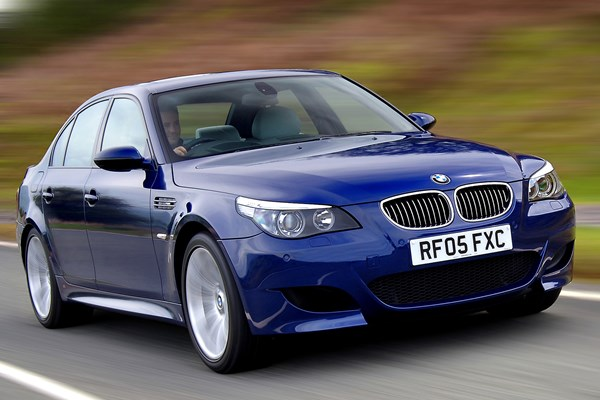 BMW 5-Series M5 Review (2005 - 2010) | Parkers