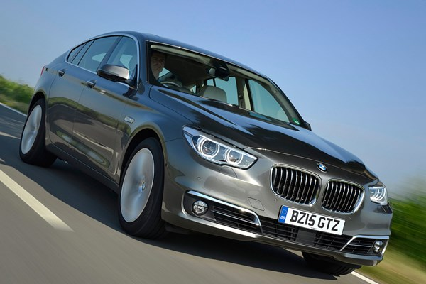 bmw 5 series gt from 2009 used prices parkers. Black Bedroom Furniture Sets. Home Design Ideas
