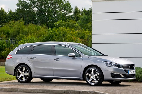 peugeot 508 sw from 2011 used prices parkers. Black Bedroom Furniture Sets. Home Design Ideas
