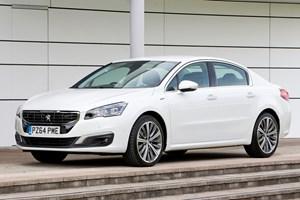 Peugeot 2014 508 Saloon