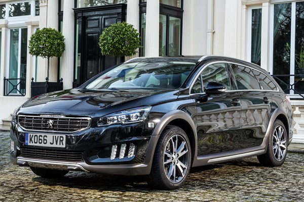 Used Peugeot 508 Rxh 2012 2017 Review Parkers