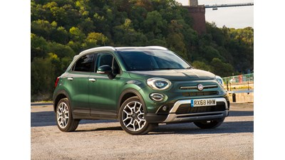 Fiat 500X 4x4 City Cross 1.0 120hp 5d