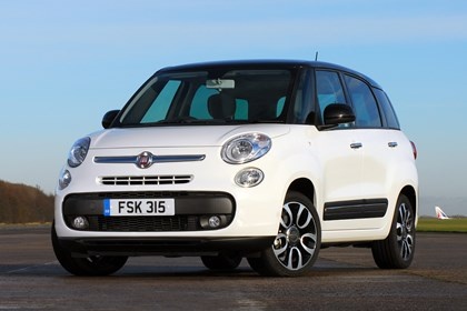 Fiat 500l Mpw 2017 Used Prices