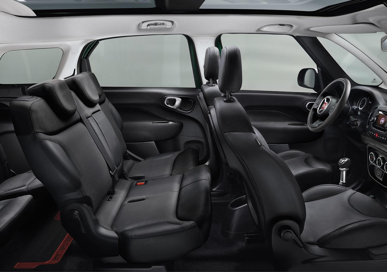 Fiat 500L MPW Estate Review 2013  2017  Parkers