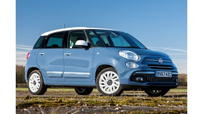 Fiat 500L Hatchback S-Design 1.4 95hp 5d