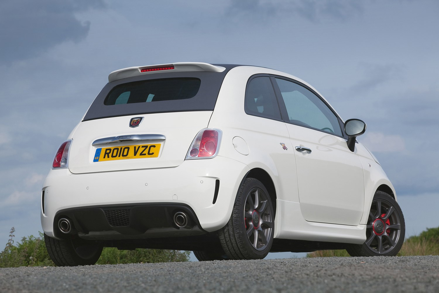 Abarth 500c Convertible 2010 2015 Photos Parkers