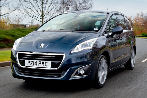 peugeot 5008 estate from 2010 used prices parkers. Black Bedroom Furniture Sets. Home Design Ideas