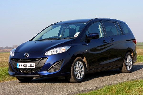 mazda 5 estate review (2010 - 2015) | parkers