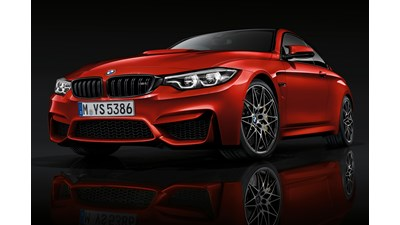 BMW 4-Series M4 M4 Coupe 2d