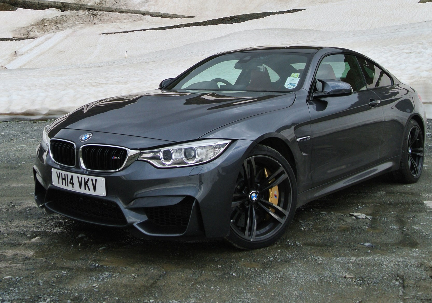 Bmw 4 Series M4 2014 Photos Parkers