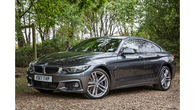 BMW 4-Series Gran Coupe 420i M Sport (Professional Media) 5d Auto