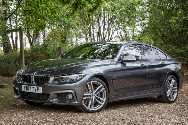 4 Series Gran Coupe >> Bmw 4 Series Gran Coupe Review 2019 Parkers