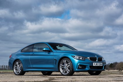 Bmw 4 Series Coupe From 2017 Specs Dimensions Facts Figures Parkers