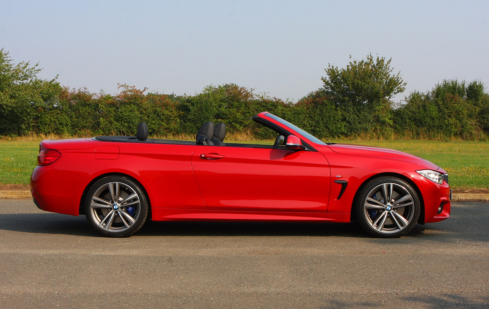 bmw 4 series convertible 2014 photos parkers. Cars Review. Best American Auto & Cars Review