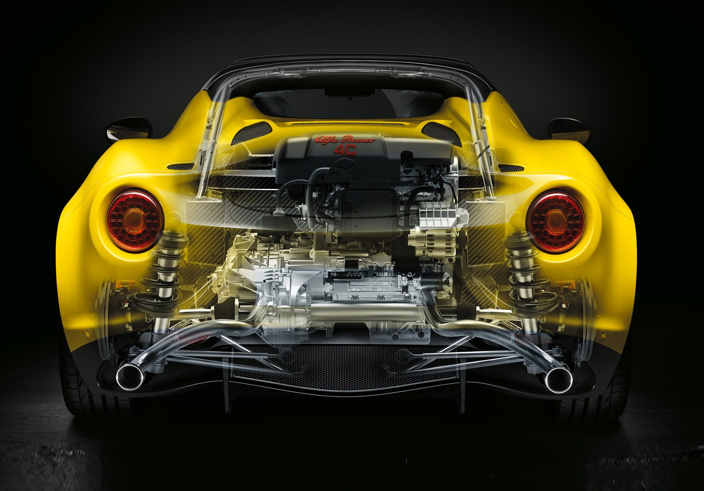 Ar C Spider on Alfa Romeo Giulietta Interior