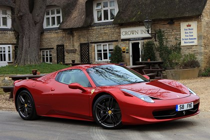 how much does a ferrari cost. ferrari 458 spider (2012 onwards) road tax how much does a cost