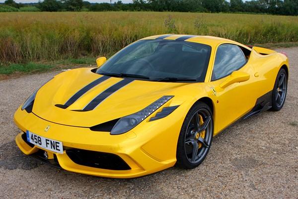 Ferrari 458 Coupe