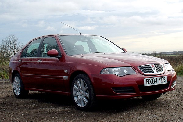 Rover 45 Saloon (from 2004) used prices | Parkers