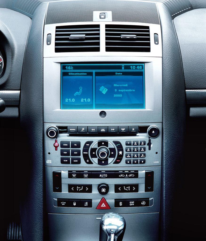 Peugeot 407 SW Estate (2004 - 2011) Photos