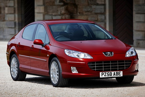 Peugeot 407 Saloon (04-11) - rated 3.5 out of 5