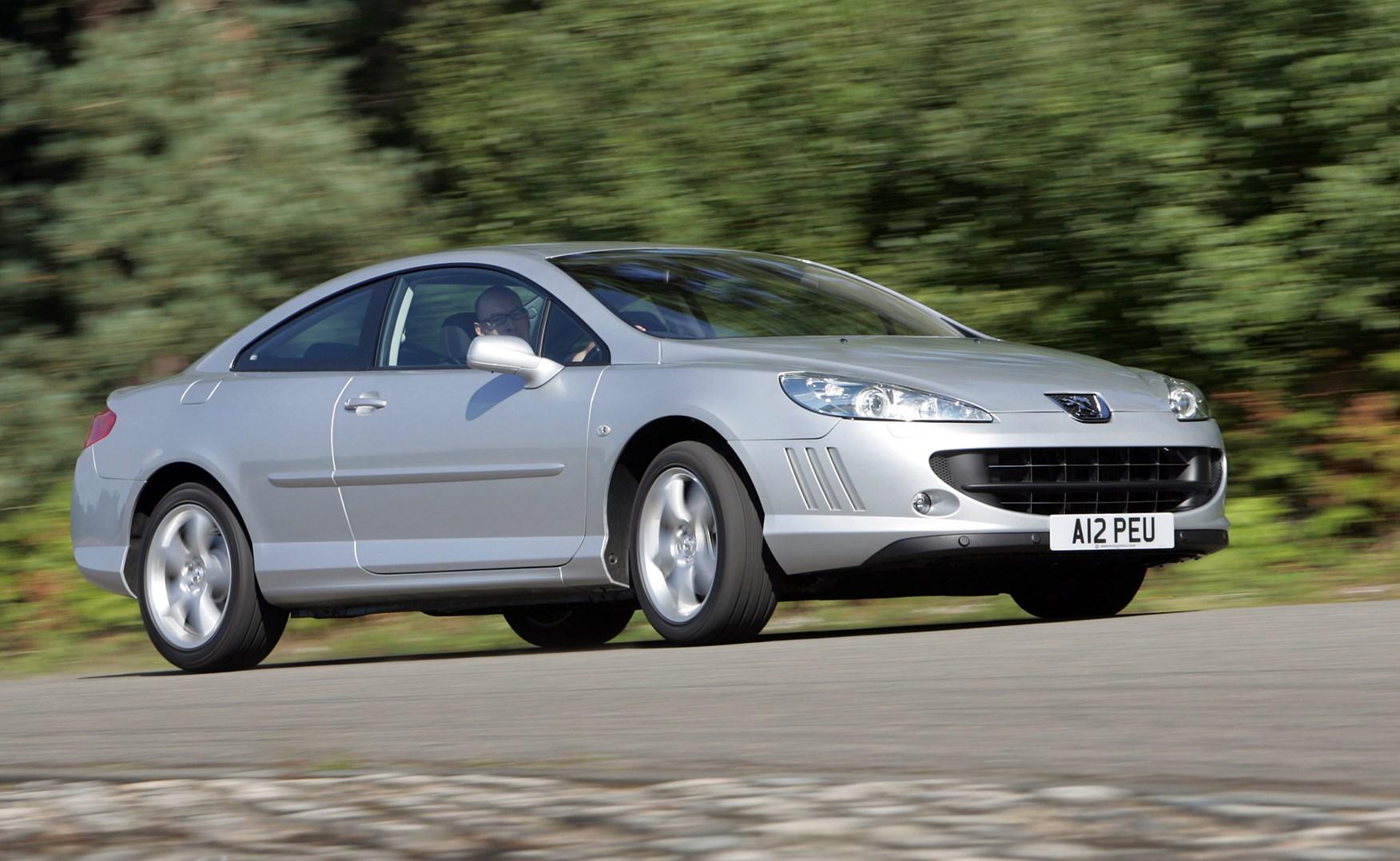 peugeot 407 coupé review (2006 - 2010) | parkers