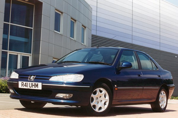 Peugeot 406 Saloon (96-04) - rated 2.5 out of 5