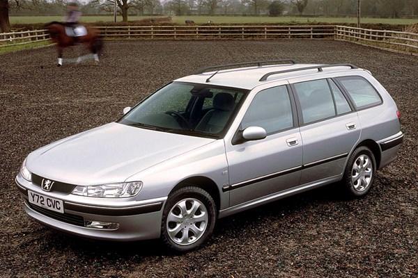 Peugeot 406 Estate (1996 - 2004) Used Prices