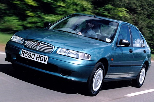 Rover 400 Hatchback (95-00) - rated 2.5 out of 5