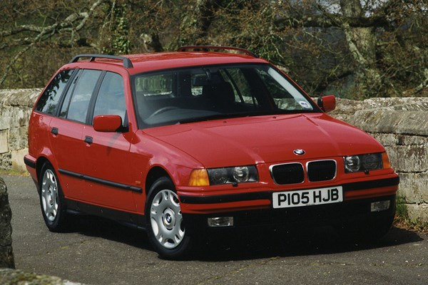 BMW 3-Series Touring (1995 - 1999) Used Prices