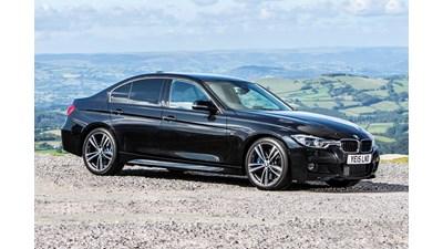BMW 3-Series Saloon 320i xDrive Sport (07/15-) 4d Step Auto