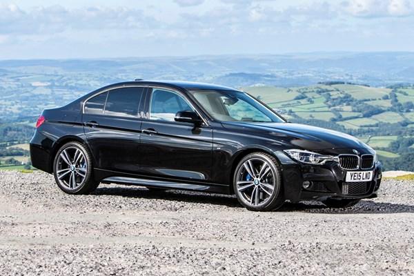 BMW 3-Series Saloon (2012 onwards) Used Prices