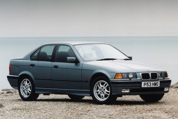 BMW 3-Series Saloon (1991 - 1998) Used Prices