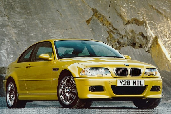 BMW 3-Series M3 Coupé (2001 - 2006) Used Prices