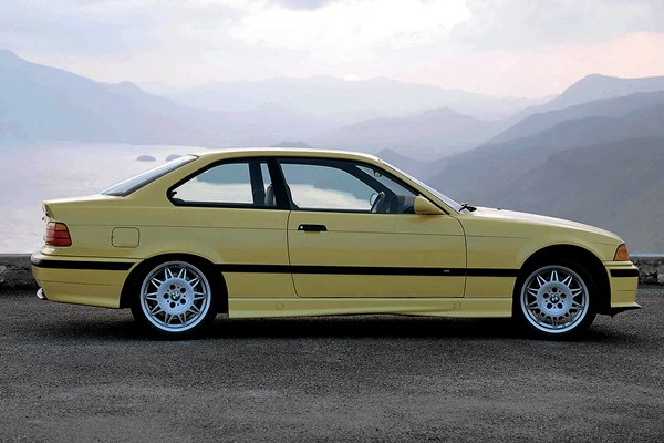 BMW 3-Series M3 Coupé (1993 - 1999) Used Prices