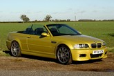 BMW 3-Series 2004 M3 Convertible